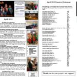 April 2018 Report